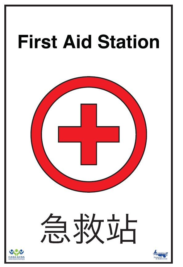 First Aid - Chinese