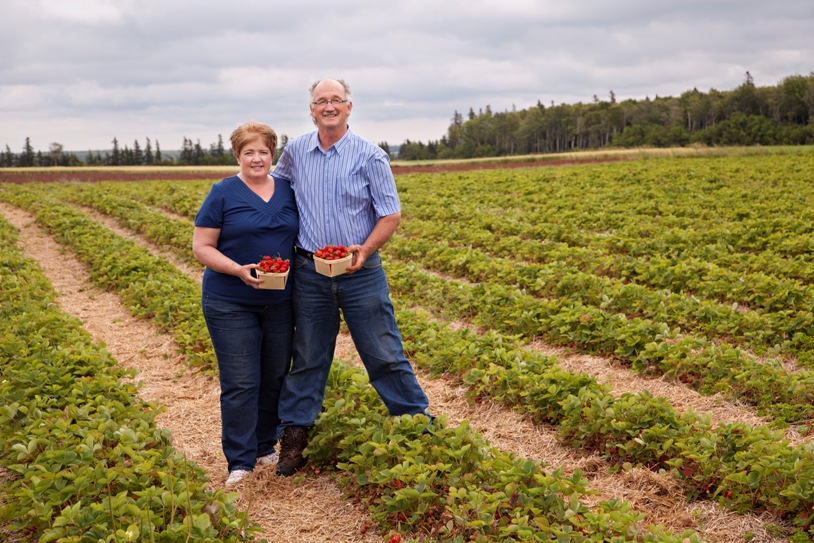 Farm Profile - Ronnie and Karen MacInnis