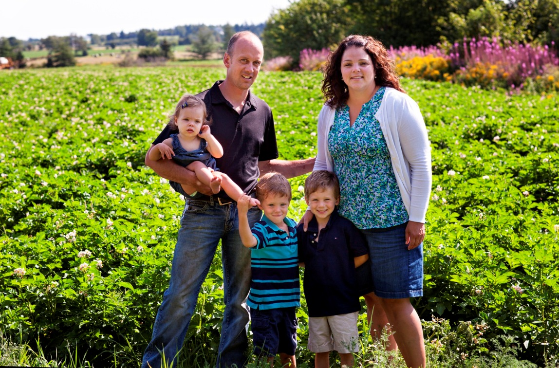 Farm Profile - Andrew and Heidi Lawless